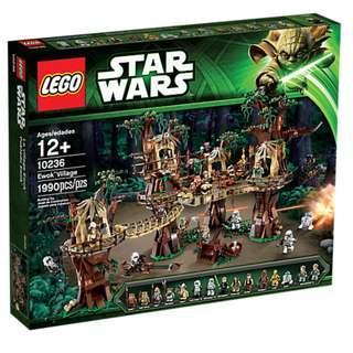 (1 set only) Lego 10236