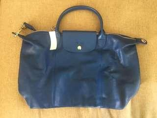 Brand new authentic longchamp cuir