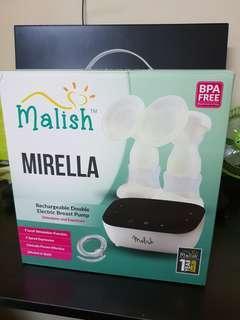 Malish Mirella Double Breast Pump