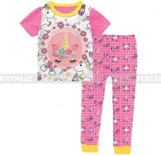 🚚 Unicorn pyjamas set