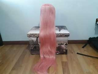 URGENT CLEARANCE 100cm Brand New Pink Cosplay Wig