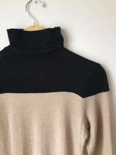 Club Monaco 'Julie' Turtle Neck Sweater