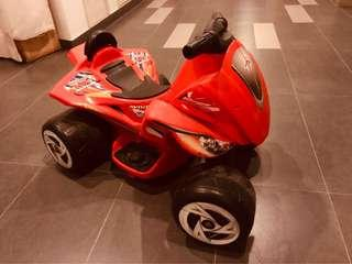 Electronic Quad Bike from Toy R US