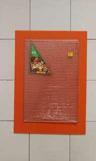 Barbeque wire mesh BNIP 600x40mm烧烤丝网