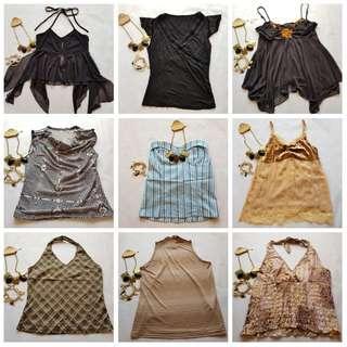 🆕️ Buy 3 @ RM15 Assorted Brand New Tops #bundlesforyou