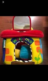 Reduced!! K's kids Patrick shapes Sorting House