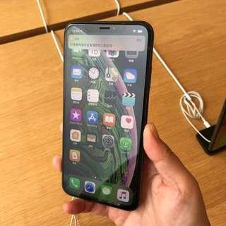 Apple Hong Kong iPhone XS Max Order