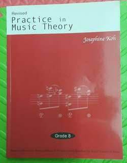 Practice in Music Theory