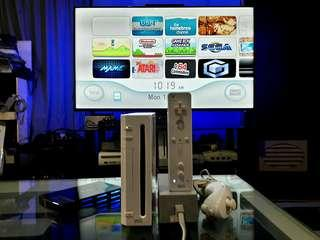 Nintendo Wii 500gb 4000+ games installed