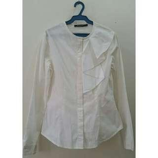 G2000 White Long Sleeves