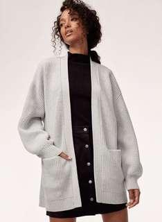 Aritzia Wilfred Rourke sweater