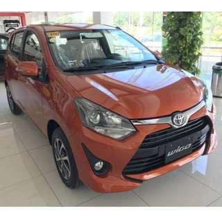 2018 Toyota Wigo Automatic with Low Downpayment and Monthly Installment, Toyota San Jose del Monte, Bulacan - P 12,942 monthly for 5 years