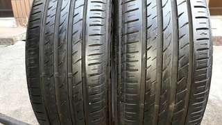 彰化員林 優質中古輪胎 二手輪胎 195 55 15 實體店面免費安裝