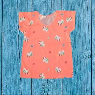 Blouse for Girls 5-7 y.o