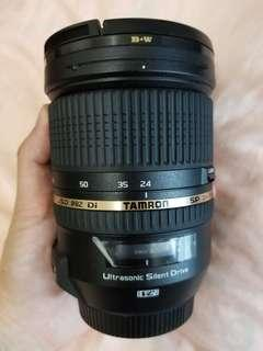 Tamron 24-70 F2.8 VC for Canon (A007)