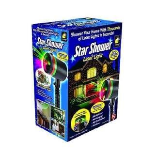 Christmas Outdoor Laser Projector Light Star Garden Lawn House Landscape Lights