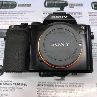Sony A7 (Body Only)