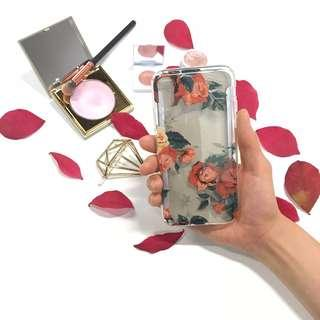 iPhone X & XS Floral Case