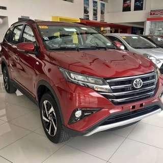 All-new Toyota Rush 1.5 E MT,  with Low Downpayment and Monthly Installment, Toyota San Jose del Monte, Bulacan - P 18,383 monthly for 5 years