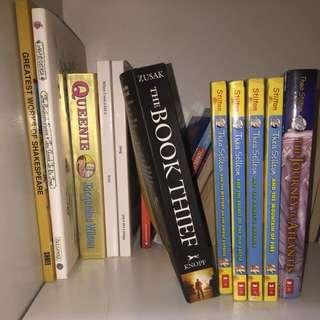 Assorted English Story Books