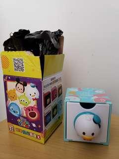 百變組合box 7-11 Donald duck 鴨頭 Tsum Tsum
