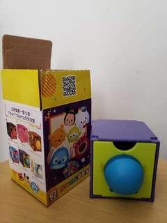 百變組合box 7-11 三眼仔 尾 Tsum Tsum