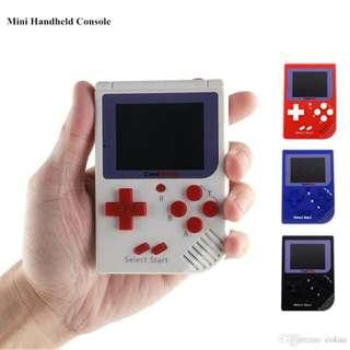 Mini Retro Handheld Game Console 2.5inch Built-in 188 Games