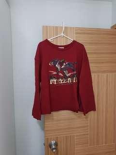 韓國新款靚料棉質上衫