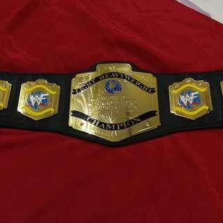 WTS: WWF / WWE Light Heavyweight Championship