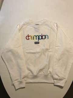 Kith x Champion Crew Neck (XL)