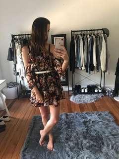 Sportsgirl Floral Summer Dress