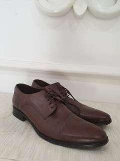 Sepatu de marchi calzatura pantofel brown