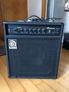 Ampeg bass amp BA 110