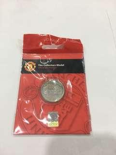 MUFC Official Merchandise - The Collectors Medal