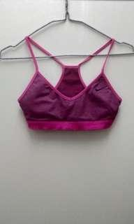 Nike low impact sports bra