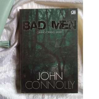 Novel John Connoly Bad Men (Orang-orang Jahat)