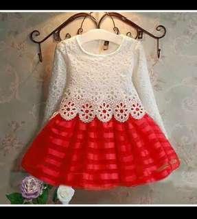 Gaun anak cantik