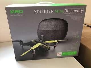XIRO Xplorer Mini Drone with HD camera + Extra Battery &bag