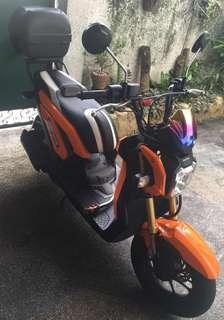 For Sale Honda Zoomer