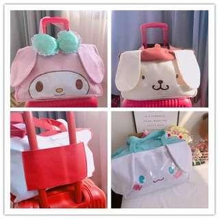 Sanrio Characters Travel Bag