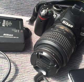 For Sale Nikon D60