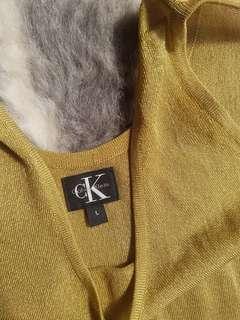 Calvin Klein dress/singlet