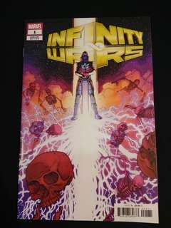Infinity Wars #1 Kuder Variant Cover