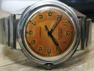 croton撞陀自動古董機械錶