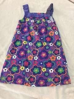 Circo floral dress