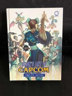 Udon's art of CAPCOM Complete Edition - Artbook