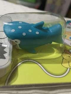 Whale Shark Cable Bite Cord Protector