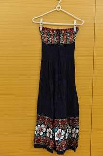 🚚 民族風洋裝