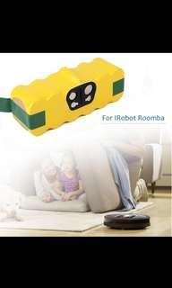 Irobot roomba battery pack