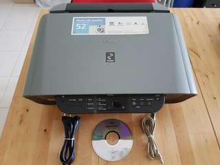 Printer - Canon Pixma MP160 with conversion kit